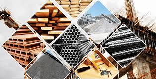 انواع مصالح ساختمانی و کاربرد آنها